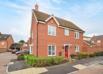 Thumbnail 3 bed detached house for sale in Shropshire Drive, Stoke Village, Coventry