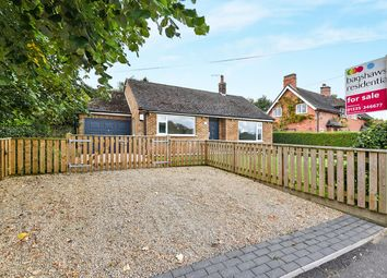 Thumbnail 2 bed detached bungalow for sale in Main Street, Longford, Ashbourne