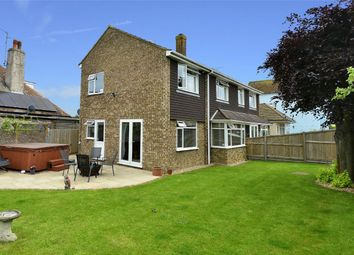 Thumbnail 5 bed detached house for sale in Ridgeway Cliff, Herne Bay, Kent