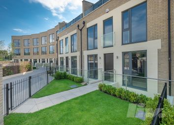Thumbnail 3 bed town house for sale in Gunnersbury Mews, London