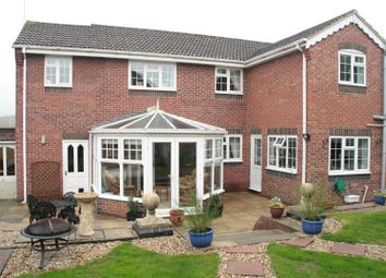 Thumbnail 4 bed detached house for sale in Awebridge Way, Abbeydale, Gloucester