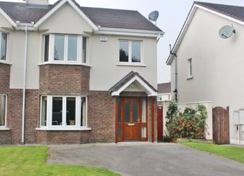 Thumbnail 3 bed semi-detached house for sale in 146 Droim Liath, Tullamore, Offaly