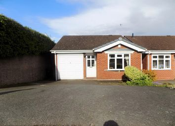 Thumbnail 2 bed detached bungalow for sale in Stamford Road, Brierley Hill