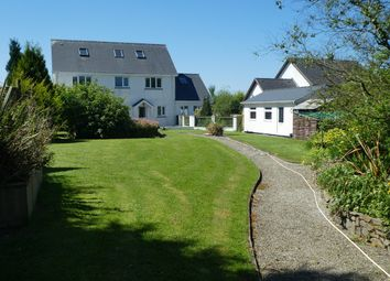 Thumbnail 6 bedroom detached house for sale in Bethania, Llanon
