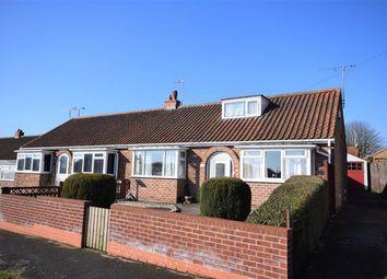Thumbnail 3 bed semi-detached house for sale in Mount Crescent, Bridlington