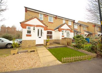 Thumbnail 3 bed end terrace house for sale in Abbotswood Road, London