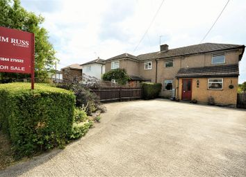 Thumbnail 3 bed semi-detached house for sale in Longwick Road, Princes Risborough