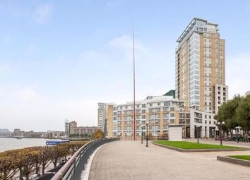 Thumbnail 3 bed flat to rent in Westferry Circus, London