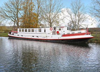 Thumbnail 10 bed houseboat for sale in Moored At Mapledurham House, Reading
