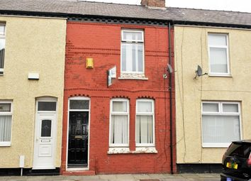 Thumbnail 2 bed terraced house to rent in Prior Street, Bootle, Liverpool