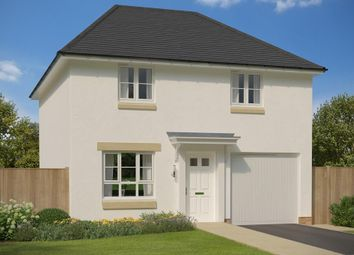 "Thumbnail 4 bedroom detached house for sale in ""Glenbuchat"" at Glasgow Road, Kilmarnock"