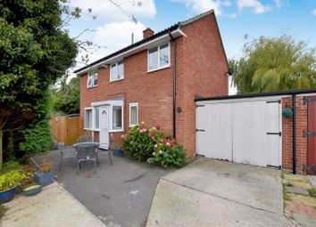Thumbnail 3 bed detached house for sale in Coblers Way, Acton, Sudbury