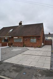 Thumbnail 2 bed semi-detached bungalow for sale in Coppice Drive, Billinge, Wigan