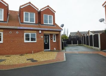 Thumbnail 3 bed semi-detached house for sale in Ivanhoe Mews, Swallownest, Sheffield