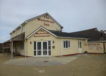 Thumbnail Pub/bar for sale in The Waterfront Inn, Chynance, Portreath
