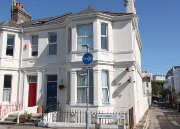 Thumbnail 2 bed flat to rent in Northumberland Terrace, The Hoe, Plymouth, Devon