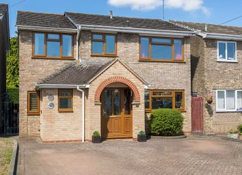 Thumbnail 4 bed detached house for sale in Hyde Grove, Bloxham, Banbury