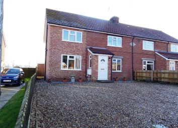 Thumbnail 4 bedroom semi-detached house for sale in The Causeway, Needham Market, Ipswich