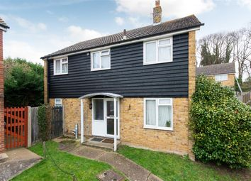 Thumbnail 5 bed semi-detached house for sale in Montfort Close, Canterbury