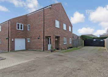 Thumbnail 5 bed detached house for sale in Alpha Close, Benwick, March, Cambridgeshire