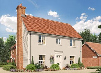 Thumbnail 4 bedroom semi-detached house for sale in The Dahlia, Station Road, Framlingham, Suffolk