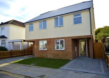 Thumbnail 3 bed semi-detached house for sale in Webster Road, Rainham, Gillingham