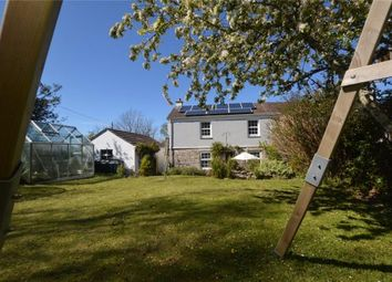 Thumbnail 3 bed semi-detached house for sale in Trescowe Common Hill, Germoe, Penzance, Cornwall
