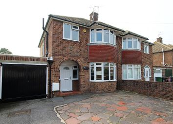 Thumbnail 3 bed semi-detached house for sale in Ringwood Road, Eastbourne