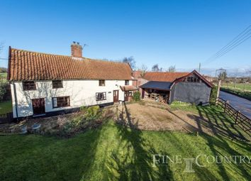 Thumbnail 3 bed detached house for sale in The Street, Fersfield, Diss