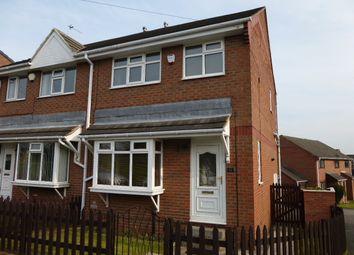 Thumbnail 3 bed semi-detached house to rent in Elder Road, Bramley, Leeds