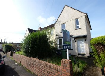 Thumbnail 2 bed semi-detached house for sale in Syston Way, Kingswood, Bristol