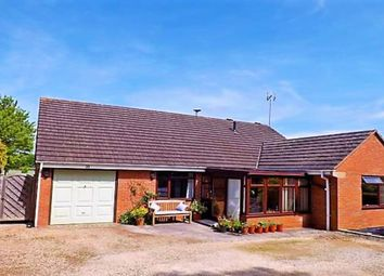 Thumbnail 3 bed bungalow for sale in Cheltenham Road, Sedgeberrow, Evesham