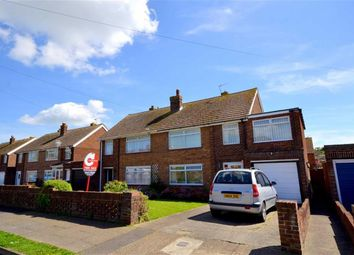 Thumbnail 4 bedroom semi-detached house for sale in Rydal Avenue, Ramsgate, Kent