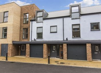 Thumbnail 3 bed town house for sale in Laxton Close, Sholing, Southampton, Hampshire