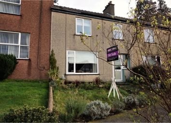 Thumbnail 3 bed terraced house for sale in Bro Hyfryd, Menai Bridge