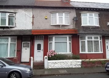 Thumbnail 3 bed terraced house to rent in Herondale Road, Liverpool