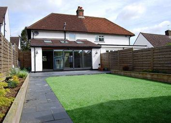 Thumbnail 3 bed semi-detached house to rent in Capell Road, Chorleywood, Rickmansworth