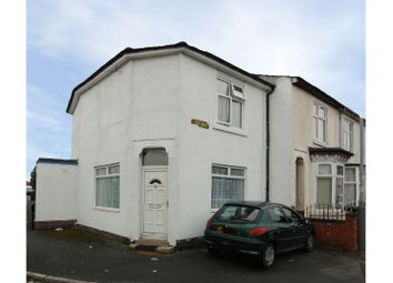 Thumbnail 3 bedroom end terrace house for sale in Court Road, Wolverhampton