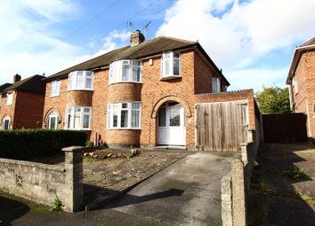 Thumbnail 3 bed semi-detached house for sale in Banbury Avenue, Toton, Nottingham