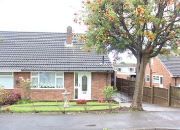 Thumbnail 2 bed semi-detached bungalow for sale in Caton Close, Sutton-In-Ashfield