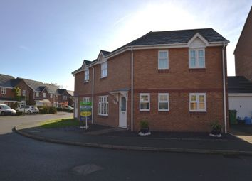 Thumbnail 3 bed semi-detached house for sale in Stuart Way, Market Drayton