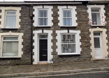 Thumbnail 2 bed terraced house for sale in Clarence Street, Ton Pentre, Pentre, Rhondda Cynon Taff.