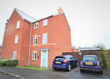 Thumbnail 4 bed end terrace house for sale in Darwin Court, Whitchurch
