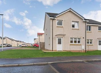 Thumbnail 3 bed semi-detached house for sale in Mcleod Road, Alloa, Clackmannanshire