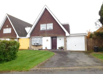 Thumbnail 3 bed link-detached house for sale in Moathouse Drive, Haughton, Stafford