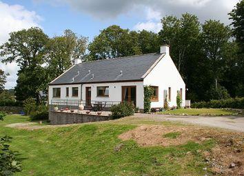 Thumbnail 3 bed detached bungalow for sale in Druimandarroch, Meikle Richorn, Dalbeattie