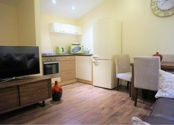 Thumbnail 1 bed flat for sale in Poundlock Avenue, Stoke-On-Trent