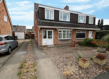 Thumbnail 3 bed semi-detached house for sale in Wentworth Way, Eaglescliffe, Stockton-On-Tees