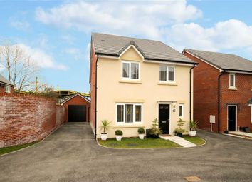 Thumbnail 4 bed detached house for sale in Austin Road, Westlea Rise, Swindon