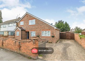 Thumbnail 4 bed detached house to rent in Chertsey Road, Ashford